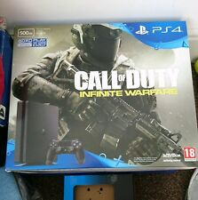 Sony Playstation 4 Slim Call of Duty: unendliche Warfare Bundle 500GB Matte...