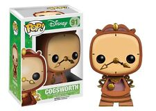 Cogsworth Uhr Beauty And The Beast POP! Disney #91 Vinyl Figur Funko