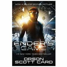 Ender's Game (The Ender Quintet) by Card, Orson Scott, Good Book