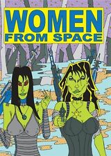 NEW Women From Space Collection (DVD)