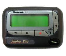 Unication Elite Alphanumeric Pager 900Mhz Flex