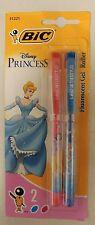 Vintage Disney Princess Pens! Bic Fluorescent Gel Rollers! Med Point! NICE ITEM