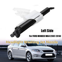 Left Headlight Washer Jet Nozzle Sprayer For FORD MONDEO MK4 07-14