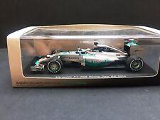 Spark 1:43 Mercedes W05 Lewis Hamilton Winner Italy GP 2014 (champion)