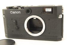 563 Canon P Black Repainting ***EXC+++*** Rangefinder Film Camera