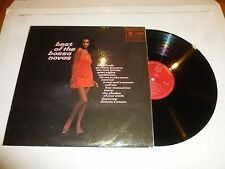 DUNCAN LAMONT - Best Of The Bossa Novas - 1970 UK 12-track Vinyl LP (red Label)
