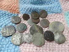 Lot de monnaies royales - Cuivre - Billon - Jeton royaux à identifier