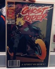 GHOST RIDER #v2 #1 9.6-9.8 NM/MT (1990) 1st App of Danny Ketch🔥 RARE NEWSSTAND