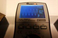 2 in 1 Oszilloskop + Multimeter MT 8206  NEU, OVP, Voltmeter, Ampermeter  usw.