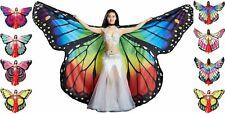 Isis Wings Schmetterling Flügel Bauchtanz Belly Dance Fasching Karneval Schleier