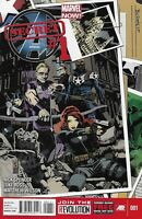 Secret Avengers Comic 5 Cover A Tomm Coker First Print 2013 Nick Spencer Marvel