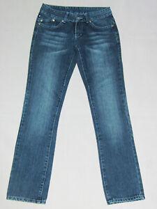 Victoria Beckham straight Jeans 29/32 blau denim TOP !