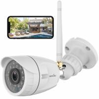 wansview Caméra Surveillance WiFi Extérieure, Full HD 1080P Caméra IP de Sécurit