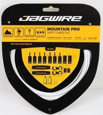 Jagwire Mountain Pro MTB Shift/Derailleur Cable & Housing Kit SRAM/Shimano WHITE