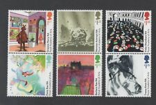 GB 2018 ROYAL ACADEMY OF ARTS 250TH ANNIVERSARY STAMP SET