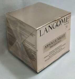 LANCOME Absolue Night Precious Cells Recovery Night Cream Large 1.7 oz  SEALED