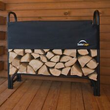 Rowlinson Shelterlogic 1.2m Log Rack with Cover