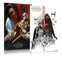 STAR WARS: EPISODE VII - THE FORCE AWAKENS - MOVIE POSTER SET (THE EMPIRE)