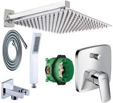 Hansgrohe Logis Duschsystem Unterputz Kopfbrause 300 Jowi Metall Brause iBox A24