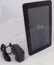 Amazon Kindle Fire 5th Generation, 16GB, Wifi, 7in, Black, (10-6B)