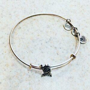 Rare Alex And Ani Mermaid Slider  Bracelet