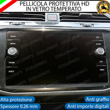 PELLICOLA PROTETTIVA SHCERMO PER STEREO AUTORADIO COMPOSITION MEDIA VW GOLF 7.5