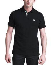 Burberry Brit Men's Short Sleeve Nova Check Placket Polo Shirt S M L XL XXL XXXL