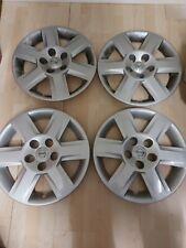 4 x Original 16 Zoll Nissan  Radkappen Radblenden 40315