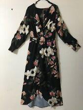 Winter Jasmine Dress - black. Plus size