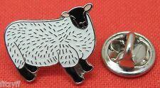 Sheep Lapel Tie Hat Cap Tie Pin Badge Brooch Farmer Lamb Gift Souvenir