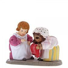 Beatrix Potter A29191 Mrs Tiggy Winkle & Lucie Figurine