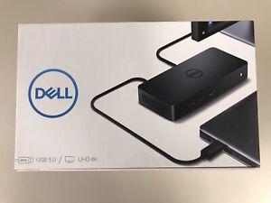 Dell D3100 USB 3.0 UHD Docking Station Factory Sealed