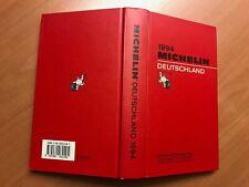 Guide Michelin Deutschland 1994