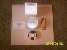 """HARLEY DAVIDSON FIRST ISSUE LIMITED EDITION TIMEPIECE FIRST """"OIL CAN WATCH"""""""