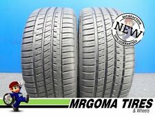 2 BRAND NEW 255/35/18 MICHELIN PILOT SPORT A/S 3 TIRES 94Y FREE MOUNTING 2553518
