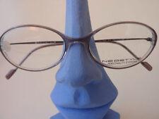 Ovale Brillenfassungen aus Metall