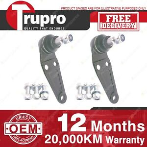 2 Pcs Trupro Lower Ball Joints for VOLVO 240 244 260 SERIES 79-94