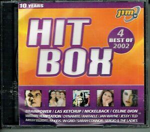 CD : Hit Box 2002-Best Of 2002 (2cd box)