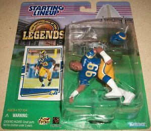 Aaron Donald St. Louis Rams Packaged Custom Starting Lineup SLU NFL Football