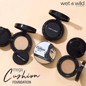 Wet N Wild MegaCushion Foundation SPF 15 Honey Beige 121A