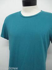 GAP THE ESSENTIAL CREW T-SHIRT sz M mens turquoise^6074