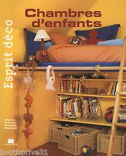 Livre - Chambres D'enfants - Marie-Pierre Dubois Petroff