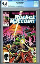 Rocket Raccoon #1 CGC 9.6 (W)