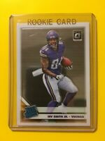 🔥🔥2019 OPTIC IRV SMITH JR RATED ROOKIE #174 RC Minnesota Vikings