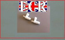 NEW SYMA  S032G S032 RC HELICOPTER SPARES 2 CANOPY BODY MOUNTS (one pair)