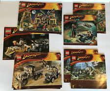 LEGO 7622 7626 7623 7682 Instructions Manual ONLY Lot # 2