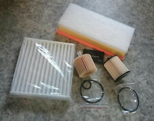 Inspektionspaket Filter Wartungskit Toyota Yaris P13 1,4 D-4D 66KW 2011-