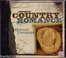 Time Life Country Romance SWEET DREAMS 2CD Classic 60s BUCK OWENS WEBB PIERCE