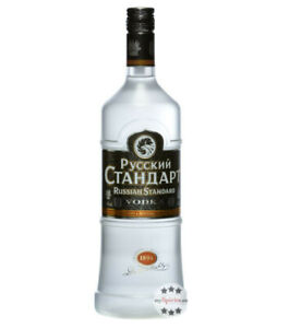 Russian Standard Platinum Vodka 40% 1 ltr.