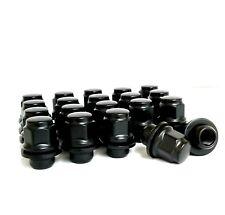 McGard 69874BK Chrome//Black M14 x 1.5 Thread Size Radius Seat Lug Bolt, Pack of 50
